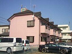 埼玉県幸手市東3丁目の賃貸アパートの外観