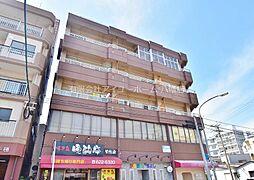 鷹の巣中央ビル[5階]の外観