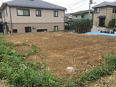 敷地面積は広々使える64坪