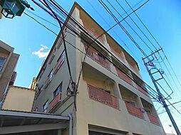 松川マンション[2階]の外観