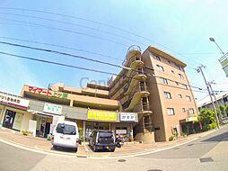 兵庫県西宮市上ケ原八番町の賃貸マンションの外観
