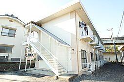 広島県広島市安佐南区伴東1丁目の賃貸アパートの外観
