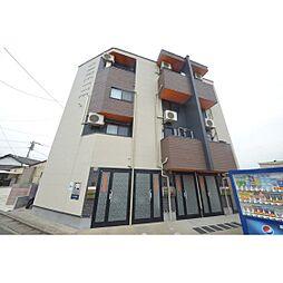 福岡県福岡市博多区大井2丁目の賃貸アパートの外観