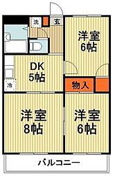 🉐敷金礼金0円!🉐総武線 船橋駅 バス14分 金杉緑地下車 徒歩1分