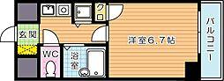 ダイナコートピア黒崎II (分譲賃貸)[4階]の間取り