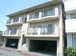 清水第3マンション[3階]の外観