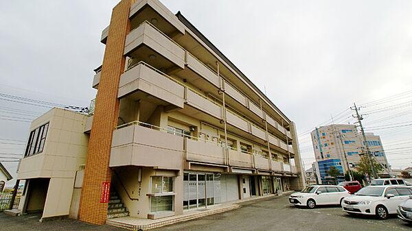五十嵐ビル[303号室]の外観