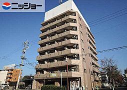 第2さくらマンション中央[6階]の外観