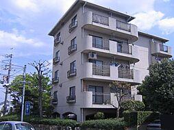 宝塚グリーンハイツ3号棟[3階]の外観