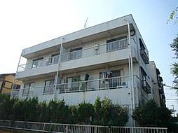 埼玉県富士見市針ヶ谷1丁目の賃貸マンションの外観