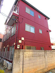 スプリングコーポ北浦和[3階]の外観