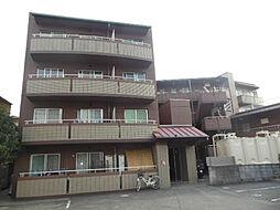 京都府京都市山科区東野中井ノ上町の賃貸マンションの外観