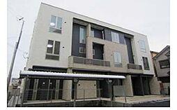 兵庫県神戸市垂水区大町1丁目の賃貸アパートの外観