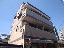 大阪府大阪市東淀川区東淡路5丁目の賃貸マンションの外観