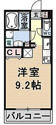 (仮称)四ノ宮大将軍町マンション[402号室号室]の間取り