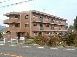 広島県福山市瀬戸町大字地頭分の賃貸マンションの外観