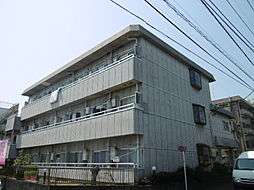 東京都八王子市めじろ台1の賃貸マンションの外観