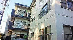 愛知県名古屋市瑞穂区中根町3丁目の賃貸マンションの外観