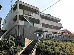 ホープヒル上山手[1階]の外観