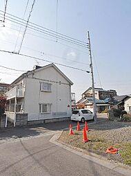 埼玉県朝霞市根岸台1丁目の賃貸アパートの外観
