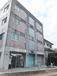 東京都武蔵野市境南町5丁目の賃貸マンションの外観