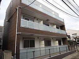 リブリ・WingIII矢向[1階]の外観