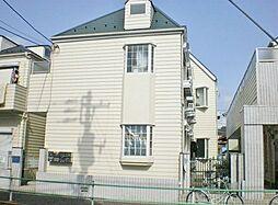 東京都葛飾区高砂7の賃貸アパートの外観