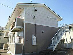 静岡県浜松市中区葵西5の賃貸アパートの外観