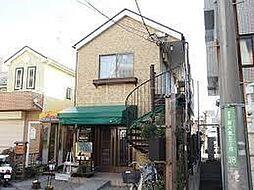 東京都練馬区東大泉5丁目の賃貸アパートの外観
