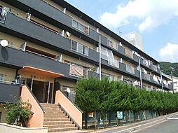 京都府京都市伏見区醍醐上山口町の賃貸マンションの外観
