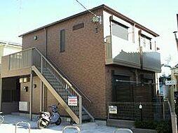 グリーンパーク・新横浜[102号室号室]の外観