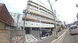大阪府東大阪市西堤学園町1丁目の賃貸マンションの外観