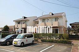 ドミール赤坂 A棟[1階]の外観
