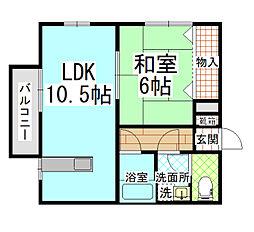 三津浜駅 3.5万円