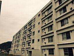 岡山県岡山市北区建部町吉田の賃貸マンションの外観
