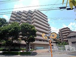 兵庫県神戸市中央区中尾町の賃貸マンションの外観