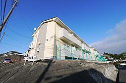 サンハイツC棟[105号室]の外観