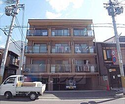 京都府京都市中京区西ノ京左馬寮町の賃貸マンションの外観