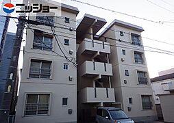 水谷マンション[3階]の外観