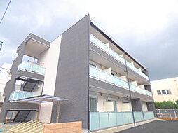 埼玉県さいたま市南区鹿手袋2丁目の賃貸マンションの外観