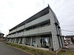千葉県八街市富山の賃貸マンションの外観