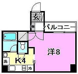 RENO 13 APARTMENT[303 号室号室]の間取り