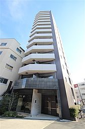プロシード大阪WESTアドリア[10階]の外観