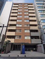 エステムコート心斎橋アルテール[7階]の外観