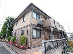 東京都足立区神明1丁目の賃貸アパートの外観