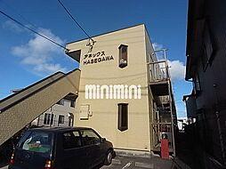 アネックスHASEGAWA[2階]の外観