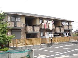 千葉県市原市千種5丁目の賃貸アパートの外観
