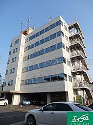 滋賀県大津市際川2丁目の賃貸マンションの外観