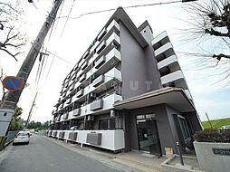 京都府京都市西京区牛ケ瀬林ノ本町の賃貸マンションの外観