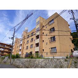 兵庫県神戸市北区鈴蘭台南町9丁目の賃貸マンションの外観